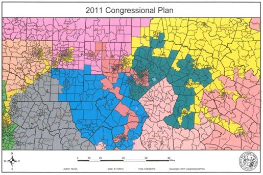 2011 Congressional Plan
